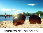 sunglasses | Shutterstock . vector #201721772