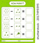 how many counting game with... | Shutterstock .eps vector #2017495595