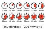 timer  clock  stopwatch icon...