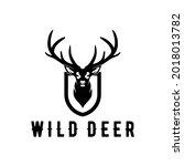 Reindeer Deer Stag Buck Doe...