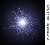 fairy swarm | Shutterstock . vector #201817696