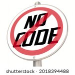 no code development software...