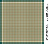bandana vector for autumn in... | Shutterstock .eps vector #2018580818