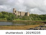 View Of The Dunvegan Castle ...