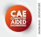 cae   computer aided... | Shutterstock .eps vector #2019165185