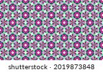 abstract seamless pattern.... | Shutterstock . vector #2019873848