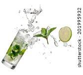 Mojito Cocktail Up