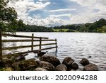 Old Fence At Loughrigg Tarn...