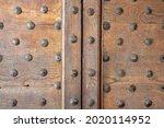 Wood Doors In The Palazzo...