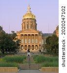 Des Moines  Iowa  Usa   July 28 ...