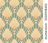 seamless vector pattern with...   Shutterstock .eps vector #2020548302