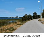 A Winding Road Along The Baltic ...