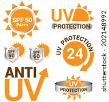 Set Of Uv Sun Protection And...