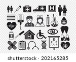 medical icons   Shutterstock .eps vector #202165285