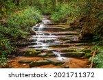 Panther Falls  Rabun County ...