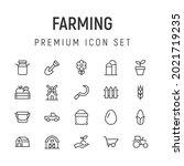premium pack of farming line...