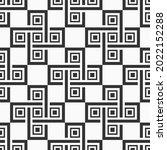 vector seamless pattern. modern ...   Shutterstock .eps vector #2022152288