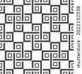 vector seamless pattern. modern ...   Shutterstock .eps vector #2022152558