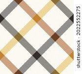 check pattern vector in brown ...   Shutterstock .eps vector #2022552275