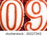 2009 close up | Shutterstock . vector #20227342