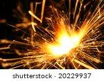 holiday sparkler | Shutterstock . vector #20229937