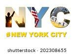 New York City America Travel  ...