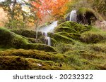 sacred waterfall. tuefels... | Shutterstock . vector #20232322