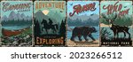summer adventure colorful... | Shutterstock .eps vector #2023266512