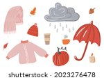 collection of cute...   Shutterstock .eps vector #2023276478