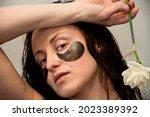 Moisturizing Skin. Cosmetology. ...