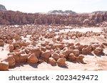 Hundreds Of Hoodoo Rock...