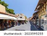 Rhodes  Greece   June 28  2021  ...