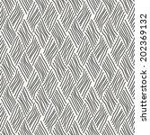 vector seamless pattern.... | Shutterstock .eps vector #202369132