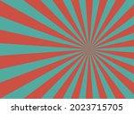 sunlight retro horizontal...   Shutterstock .eps vector #2023715705