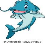 cute catfish aquatic animal...