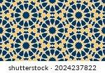geometric islamic seamless... | Shutterstock .eps vector #2024237822