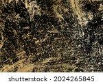 gold marbling texture design... | Shutterstock . vector #2024265845
