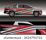 car livery wrap decal  rally... | Shutterstock .eps vector #2024793722