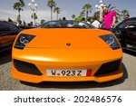 Постер, плакат: Lamborghini Murcielago at 6to6