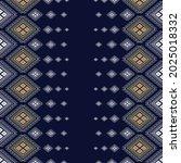 geometric ethnic texture... | Shutterstock .eps vector #2025018332