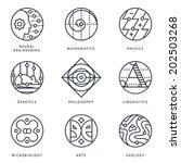 illustrations and logo...   Shutterstock .eps vector #202503268
