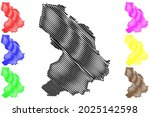 cloppenburg district  federal... | Shutterstock .eps vector #2025142598