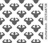 seamless background from torsos ...   Shutterstock .eps vector #2025168728