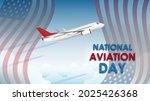 national aviation day. aviation ...   Shutterstock .eps vector #2025426368