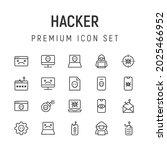 premium pack of hacker line...