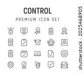 premium pack of control line...