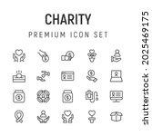 premium pack of charity line...