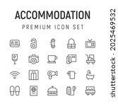 premium pack of accommodation...
