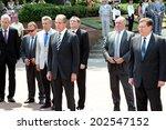 odessa  ukraine   june 4  2011  ... | Shutterstock . vector #202547152