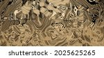 gold abstract background 3d 8k | Shutterstock . vector #2025625265